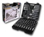 "Allied 92PC 1/4"", 3/8"" & 1/2"" Drive Combo Socket & Wrench Set"