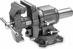 "5"" Multi Purpose Workshop Bench Vise"