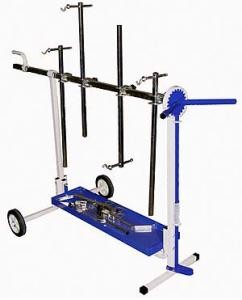Universal Rotating Super Work Stand for Paint and Body AST7300 Brand New!