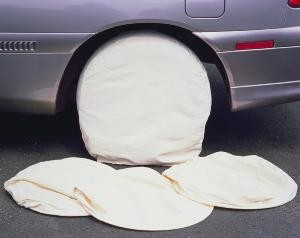 Astro 4PC Canvas Wheel Cover (Wheel Maskers)