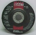 "Sait 4-1/2"" x 1/4"" x 7/8"" Grinding Disc (25 Wheels)"