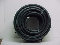 "Goodyear 3/4"" x 100' USA Black Rubber Water Hose"