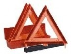3PC Triangle Reflector Kit w/Case