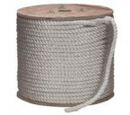 "DLD 3/8"" X 600' Twisted Nylon Rope"