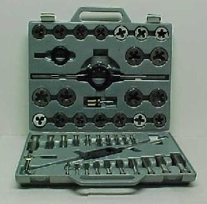 45PC SAE Tungsten Jumbo Tap & Die Set