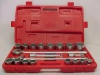"21PC 3/4"" Drive Metric Socket Set(19mm to 50mm)"