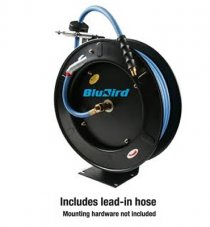 "3/8"" x 50' BluBird Air Hose Reel"