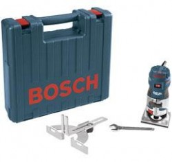 "Bosch Colt Palm-Grip Trim Router Kit (1/4"" Collet)"