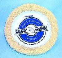 "Buff & Shine 7-1/2"" Bolt-On Buffing Pad"