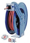 "1/2"" Spring Driven Low Pressure SH-Series Hose Reel w/50' Hose"