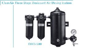 DeVilbiss Desiccant Air Dryer System