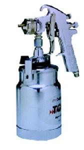 DeVilbiss 1.8mm JGA Conventional Suction Feed Spray Gun