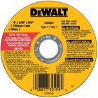 "Dewalt 4-1/2"" x .045 x 7/8"" Metal Thin Cut-off Wheel (25 Wheels)"