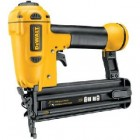 "Dewalt Heavy-Duty 18 Gauge 2"" Brad Air Nailer Kit"