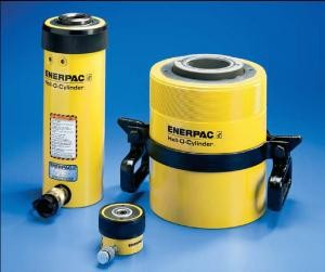 Enerpac 30-Ton Capacity Hollow Plunger Cylinder