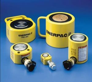 Enerpac 50-Ton Capacity Low Height Cylinder