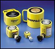 Enerpac 10-Tons Capacity RSM-Series Flat-Jac Low Height Cylinder
