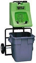 6f5c76a8f22 Fend-All Universal Mobile Cart for Eye Wash Stations (SPECIAL ORDER ...