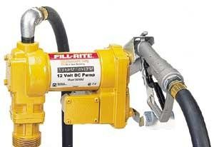 Fill-Rite 12v DC Standard Duty Fuel Transfer Pump
