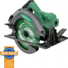"Hitachi 7-1/4"" Electric Circular Saw  (15 Amp)"