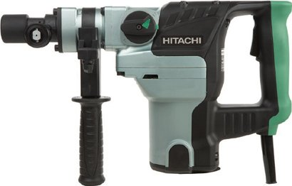 Hitachi 1-1/2 Electric Spline Shank Rotary Hammer, 2-Mode (8.4 Amp)