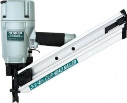 "3-1/4"" Paper Collated Air Framing Nailer w/o Depth Adj."