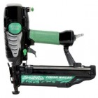 "Hitachi 2-1/2"" 16-Gauge Air Finish Nailer w/ Integrated Air Duster"