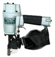 Hitachi Air Utility Nailer, Light-Duty, Coil, Wire Collation