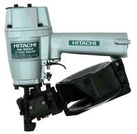 Hitachi Air Utility Nailer, Light-Duty, Coil, Plastic Collation