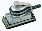 "IR Heavy Duty Air Dual Action Sander 3-2/3"" X 6-3/4"" Pad"