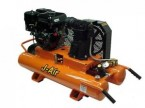 J-Air 9-Gallon 5.5-HP Portable Gas Air Compressor (Honda Engine)