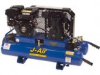 J-Air 9-Gallon 4.5-HP Portable Gas Air Compressor (Robin Engine)