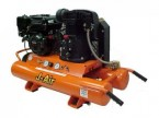 J-Air 9-Gallon 9-HP Portable Gas Air Compressor (Robin Engine)