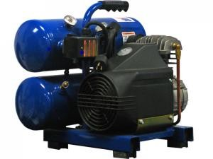 J-Air 4-Gallon 1-HP Hand Carry Electric Air Compressor