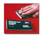 Motor Guard Soft Block Flexible Sanding Block (3 Blocks)