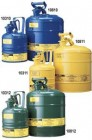 Justrite 5-Gallon Safety Can Type I Yellow(Diesel Fuel)