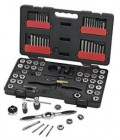 GearWrench 75PC SAE / Metric Tap & Die Drive Tool Set