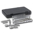 "GearWrench 57PC 3/8"" Drive 6-Point SAE/Metric Socket Set"