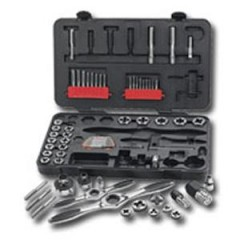 GearWrench 65PC Large SAE Ratcheting Tap & Die Set