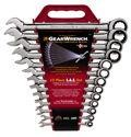 "13PC SAE Master Ratcheting Combo Wr Set (1/4"" to 1"")"
