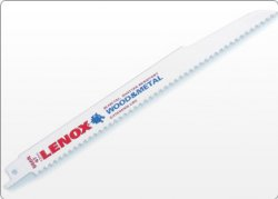 "Lenox 6"" x 3/4"" x .035"" 6-TPI Bi-Metal Reciprocating Blade"