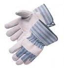 Premium Full Feature Leather Palm Gloves (12 Pairs)