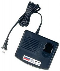 Lincoln 110V Fast Charger for Lincoln 12V Power Luber
