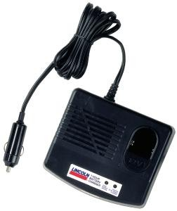 Lincoln 12V DC Mobile Battery Charger for Lincoln 12V Power Luber