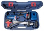 Lincoln 14.4 Volt Grease Gun with 2 Ni-Cad Rechargeable Batteries(FREE GROUND SHIPPING WHEN YOU BUY TWO OR MORE!!)