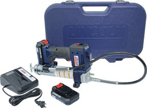 20 Volt Grease Gun w/ 2 Li- Ion Rechargeable Batteries(FREE SHIPPING)