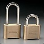 "Master Lock 2"" Set-Your-Own Combination Brass Padlock (6 Padlocks)"