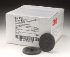 "3M 2"" Fine Gray Scotch-Brite Roloc Surface Prep Disc (25 Discs)"