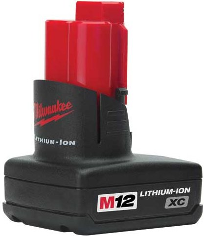 Milwaukee M12 XC High Capacity LITHIUM-ION Battery Pack