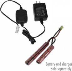 Battery Charger for use w/ 8.4 Volt Battery